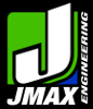 Official JMax Engineering logo